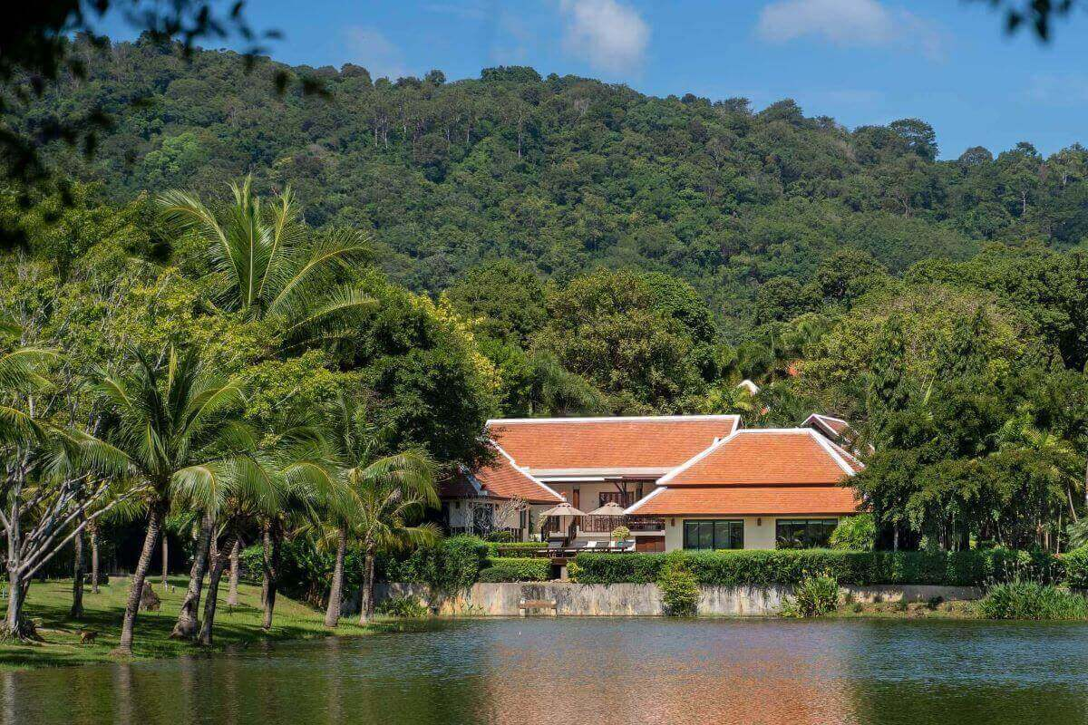 4 Bedroom Fully Furnished Pool Villa for Sale near Nai Harn Beach, Phuket