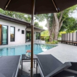 3 Bedroom Fully-Furnished Pool Villa for Sale near Nai Harn Beach, Phuket