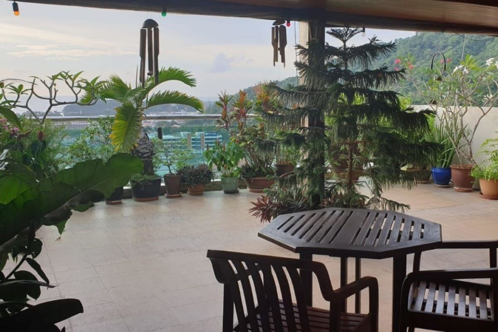 4 Bedroom Freehold Sea View House w/ Pool for Sale by Owner in Kata, Phuket