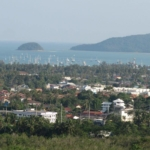 Sea View Land (2 Rai/3200 Sqm) for Sale near Wat Chalong, Phuket