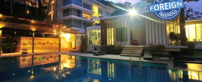 1 Bedroom Foreign Freehold Condo for Sale in Kamala, Phuket