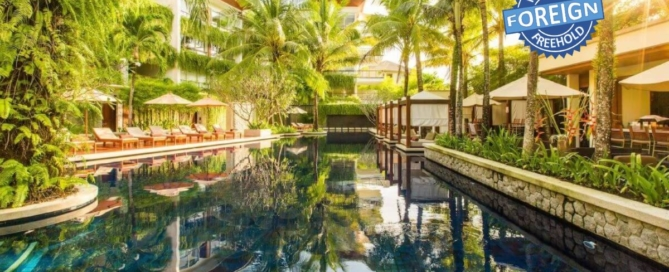 2 Bedroom Foreign Freehold Condo for Sale in Surin Beach, Phuket