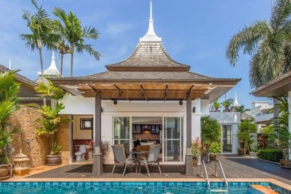 2 Bedroom Balinese-Style Pool Villa for Sale by Owner in Nai Harn, Phuket