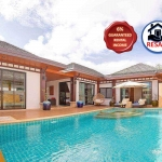 2 Bedroom Resort Pool Villa for Sale at Rawai VIP Villas near Rawai Beach, Phuket