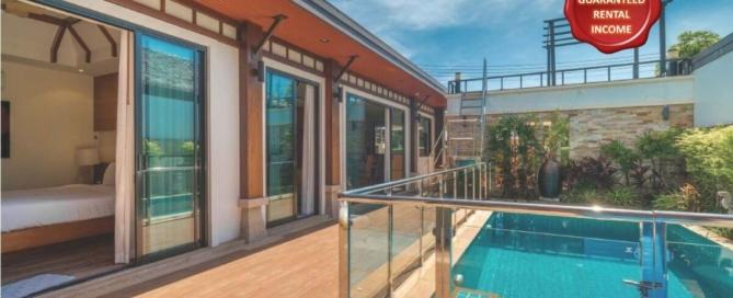3 Bedroom Investment Villa for Sale near Rawai Beach, Phuket