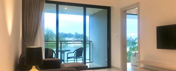 2 Bedroom Freehold Sea & Lagoon View Condo for Sale in Laguna, Phuket