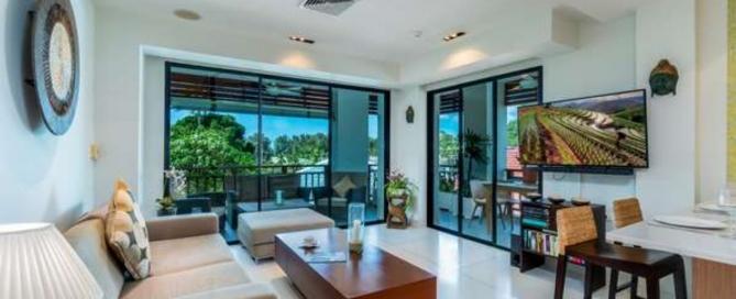 2 Bedroom Freehold Condo for Sale near Surin Beach, Phuket