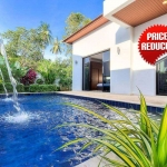 2 Bedroom Newly Renovated Pool Villa for Sale in Rawai, Phuket