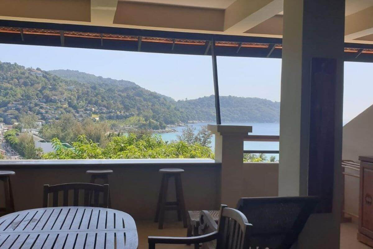 2 Bedroom Sea View Condo for Sale 500 Meters to Kata Noi Beach, Phuket