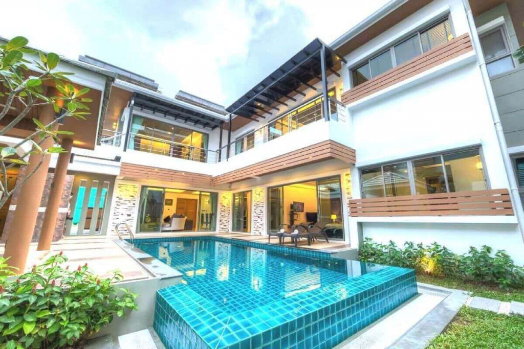 3 Bedroom Resort Pool Villa for Sale near Wat Chalong, Phuket