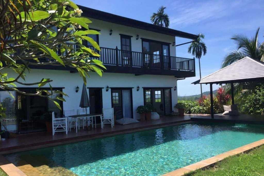 3 Bedroom Sea View Pool Villa for Sale by Owner in Yamu, Phuket
