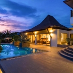 3 Bedroom Pool Villa + 4 (1) Bedroom Bungalows for Sale by Owner in Nai Harn, Phuket