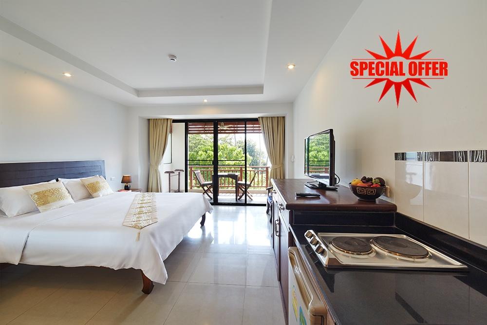 Studio Freehold Condo for Sale near Surin Beach, Phuket
