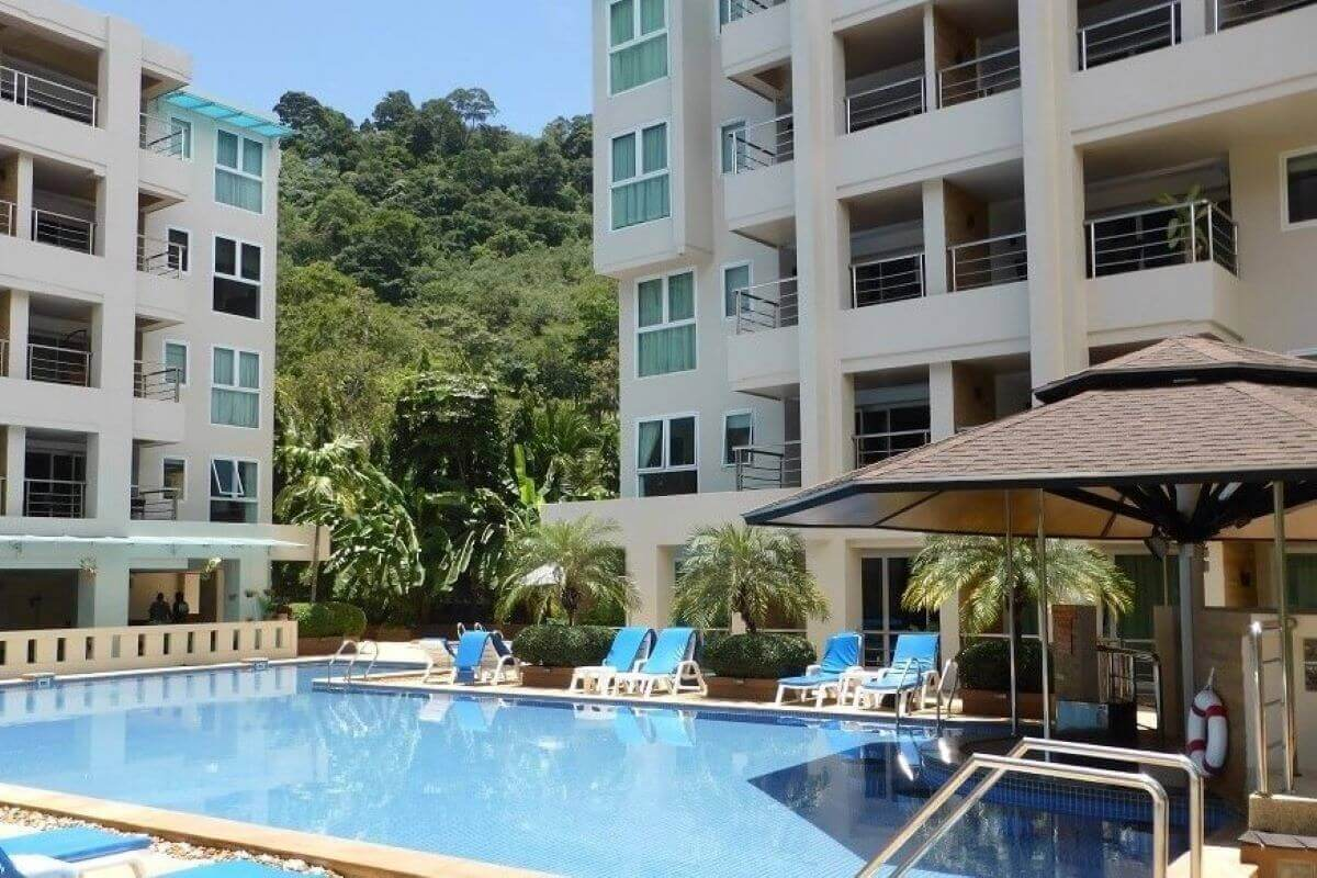 2 Bedroom Condo for Sale at PHV Condo (Patong Harbor View), Phuket
