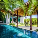 3 Bedroom Fully Furnished Pool Villa for Sale in Nai Harn, Phuket