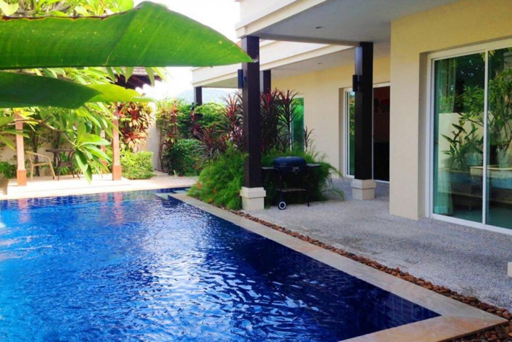 3 Bedroom Pool Villa for Sale at Rawai Grand Villas, Phuket