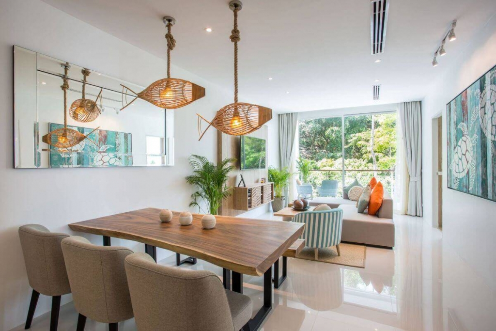 2 Bedroom Fully Furnished Condo for Sale in Kamala, Phuket
