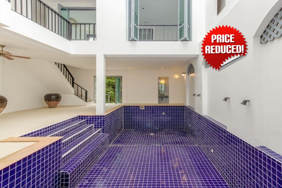 4 Bedroom Pool Villa w/ Financing Available for Sale by Owner near Kata Beach, Phuket