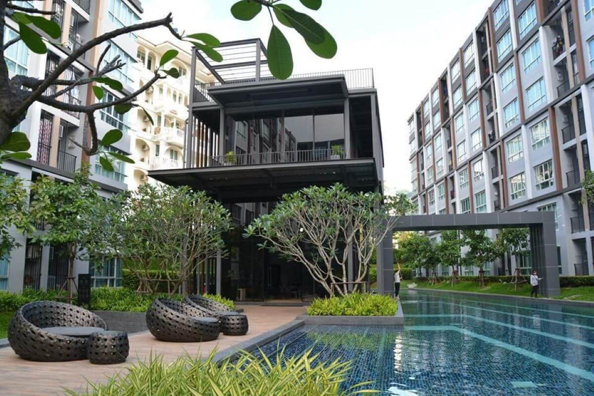 Studio Condo Resale by Owner at DCondo Mine in Kathu, Phuket