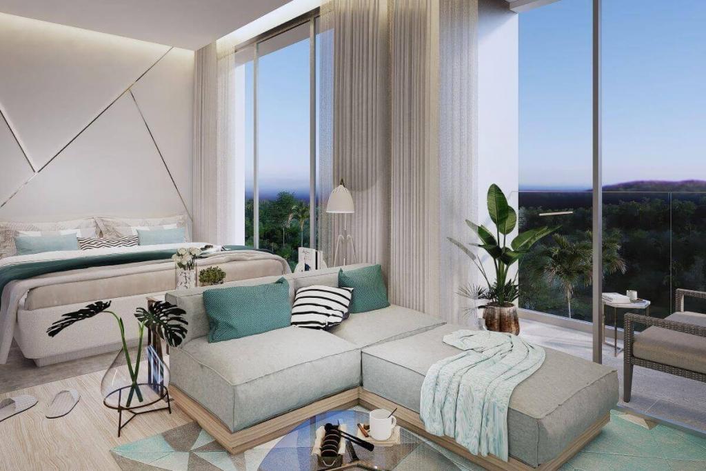 Studio Resort Condo for Sale Near Nai Harn Beach, Phuket