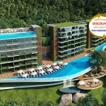 Studio Resort Condo with Hotel License for Sale near Layan Beach, Phuket