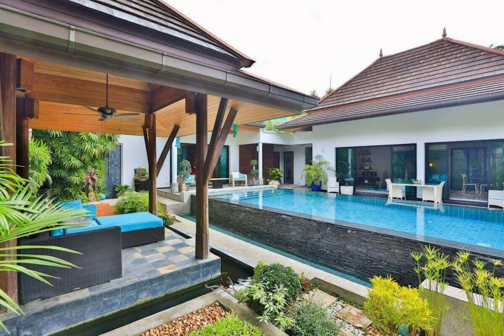 3 Bedroom Pool Villa for Sale by Owner at Baan Thai Surin Garden Near Bang Tao/Surin Beaches, Phuket