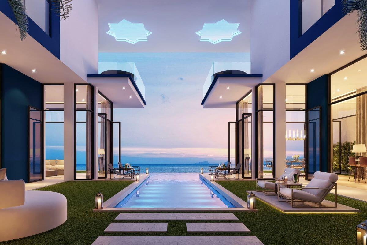 3 Bedroom Sea View Pool Villa for Sale near Kamala Beach, Phuket
