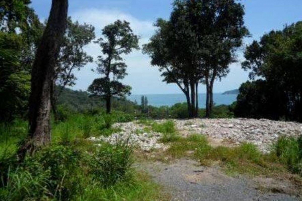 7 Rai (11,200 sqm) Sea View Land for Sale near Tri Trang Beach in Patong, Phuket