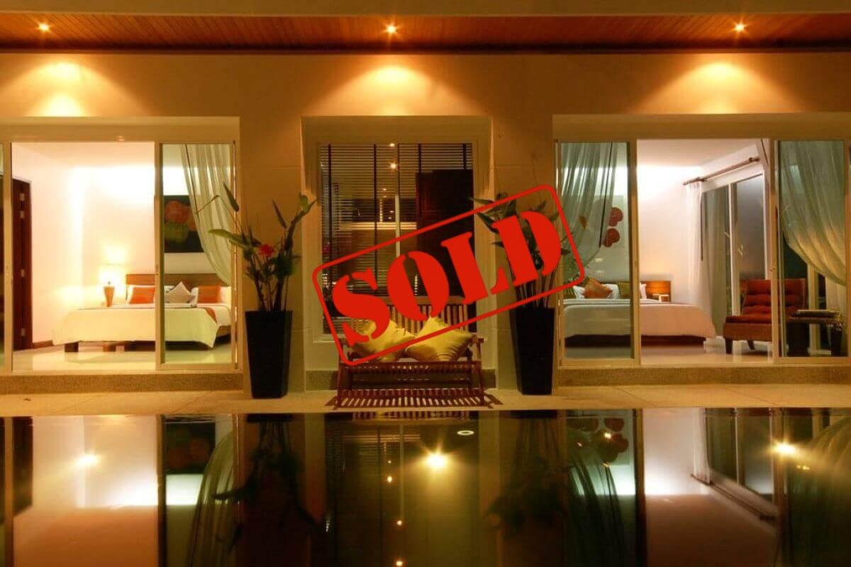 2 Bedroom Pool Villa for Sale at Ananta Thai Pool Villas Resort in Rawai, Phuket