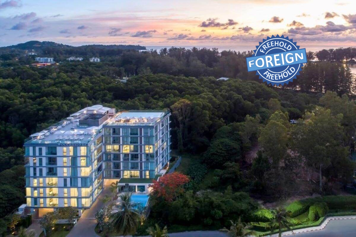 1 Bedroom Foreign Freehold Condo for Sale at Oceanstone near Laguna and Bang Tao Beach, Phuket