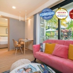 1 Bedroom Foreign Freehold Condo for Sale Walking Distance to Kata Beach, Phuket