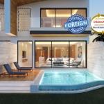 2 Bedroom Foreign Freehold Condo Townhouse Pool Villa for Sale near Rawai Beach, Phuket