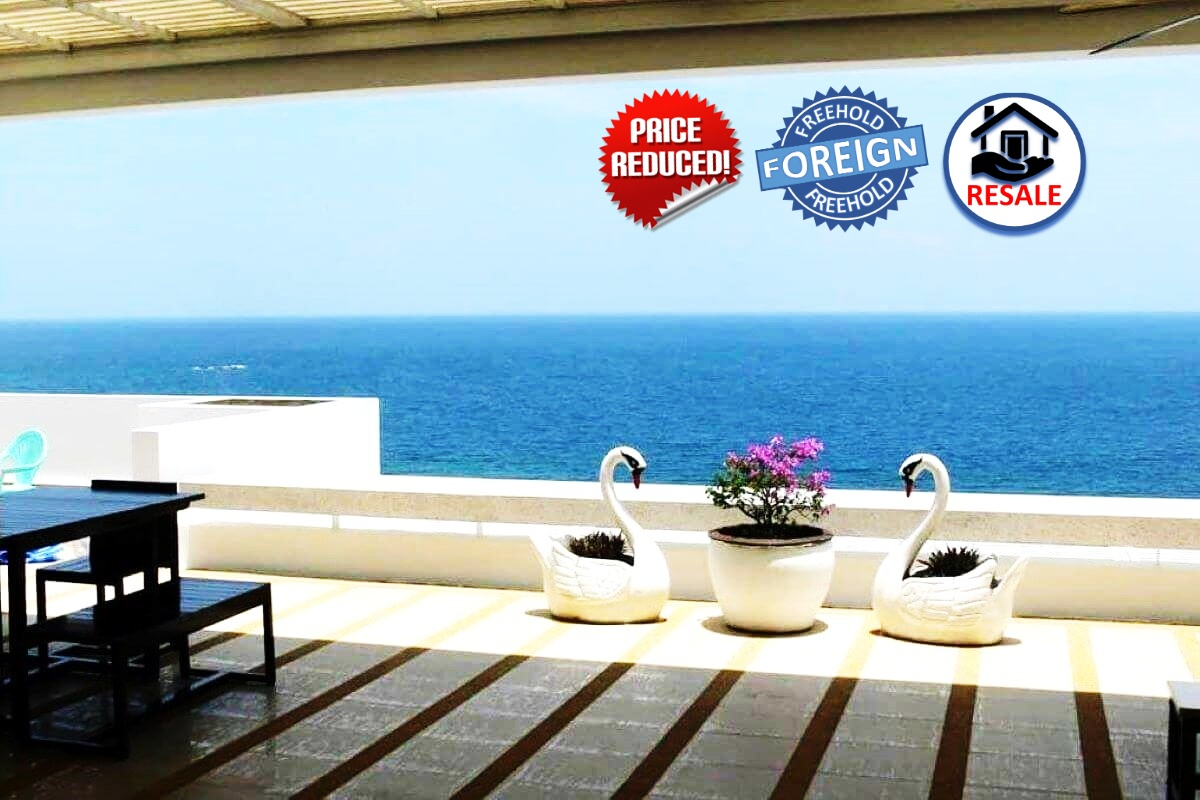 3 Bedroom Foreign Freehold Sea View Condo for Sale at The Plantation near Kamala Beach, Phuket