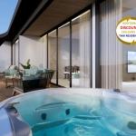 3 Bedroom Penthouse Condo for Sale near Nai Harn Beach, Phuket
