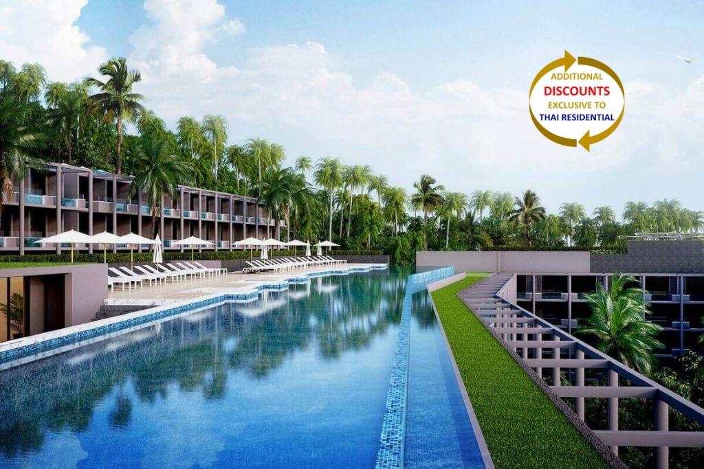 3 Bedroom Sea View Condo Pool Villa for Sale Walking Distance to Surin Beach, Phuket