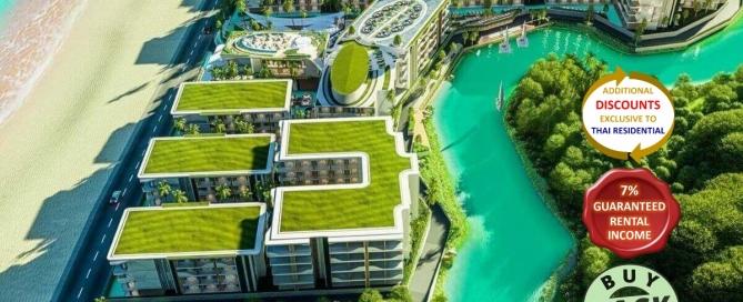 1 Bedroom Resort Condo for Sale 50 Metres to Bang Tao Beachfront, Phuket