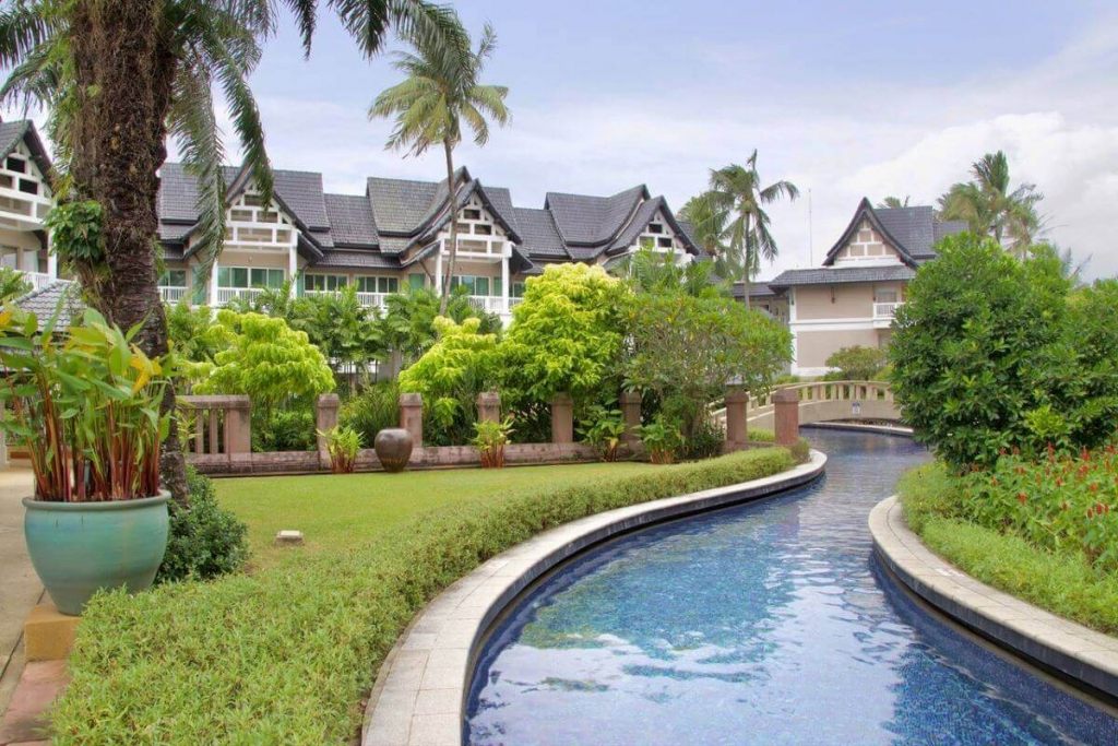 2 Bedroom Pool & Garden View Condo for Sale at Angsana Island Villas in Laguna, Phuket