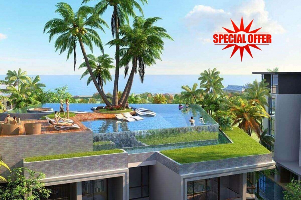2 Bedroom Beachfront Lifestyle Resort Condo for Sale in Nai Thon, Phuket