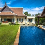3 Bedroom Nok Sawan Villa with Big Swimming Pool for Sale in Rawai, Phuket