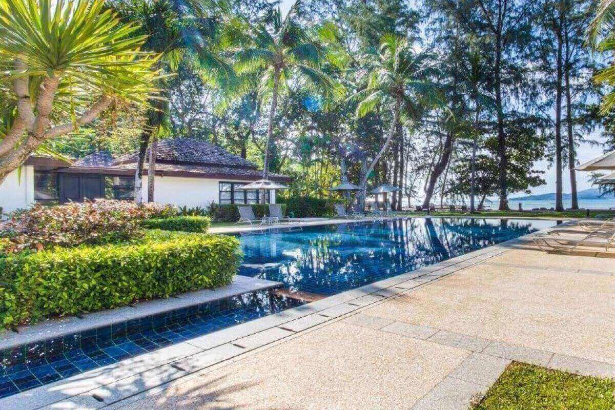 4 Bedroom Sea View Villa for Sale at Baan Chai Nam on Bang Tao Beachfront, Phuket