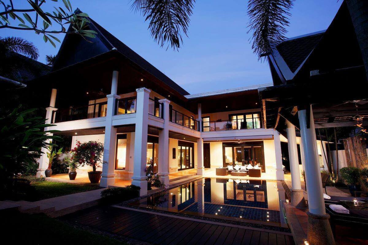 4 Bedroom Pool Villa for Sale at Maan Tawan on Layan Beach, Phuket