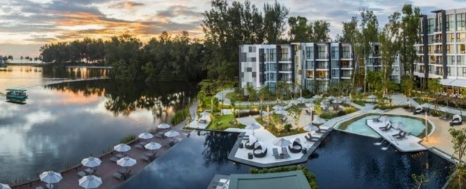 1 Bedroom Foreign Freehold Resort Condo for Sale at Laguna, Phuket