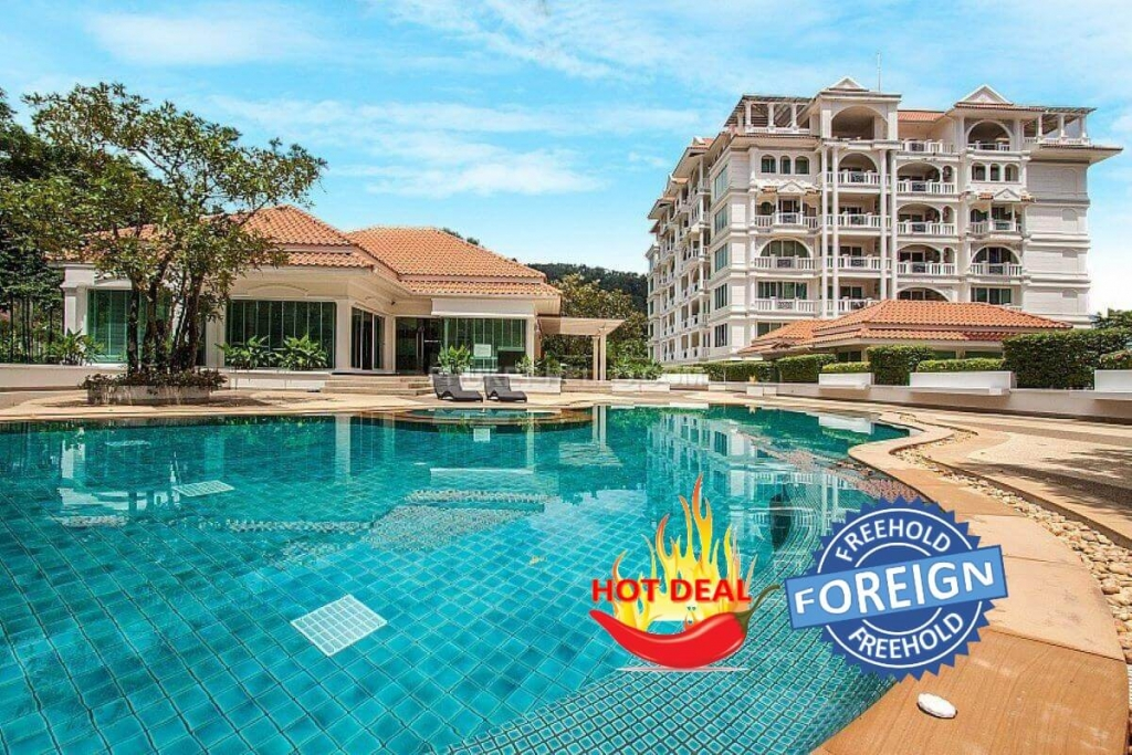 2 Bedroom Foreign Freehold Condo for Sale at The Heritage Suites in Kathu, Phuket