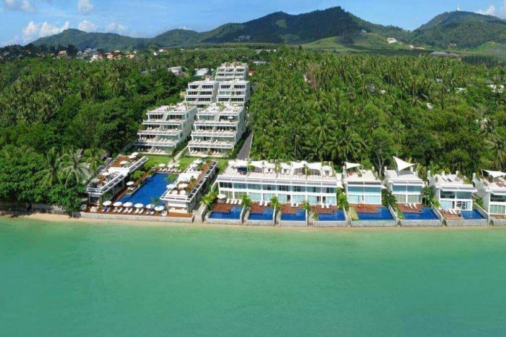 2 Bedroom Beachfront Sea View Pool Villa for Sale Serenity Resort & Residences Rawai Phuket