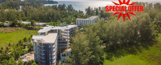 2 Bedroom Resort Condo for Sale near Bang Tao Beach & Catch Beach Club in Phuket