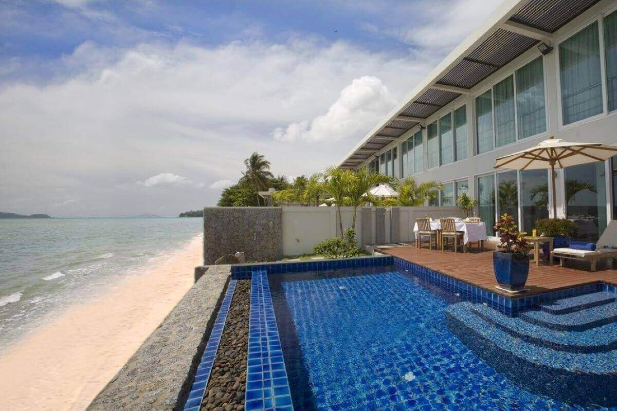 2 Bedroom Sea View Absolute Beachfront Condo for Sale at Serenity Resorts & Residences in Rawai, Phuket