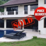 4+1 Bedroom Pool Villa for Sale near Loch Palm & British International School in Kathu, Phuket