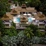 4 Bedroom Sea View Luxury Pool Villa for Sale at Ayara near Surin Beach, Phuket