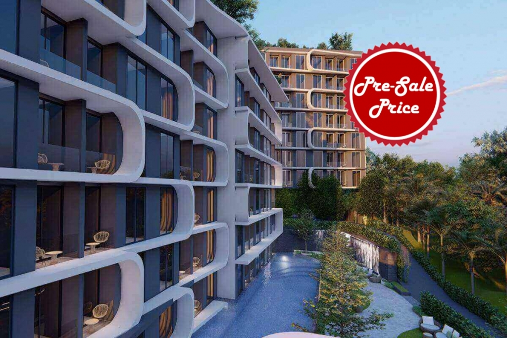 Studio Condo for Sale near Bang Tao Beach & Layan Beach Phuket