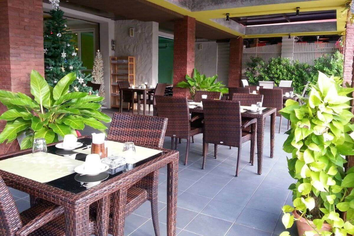 14 Room Licensed Hotel & Restaurant Business for Sale by Owner in Rawai, Phuket